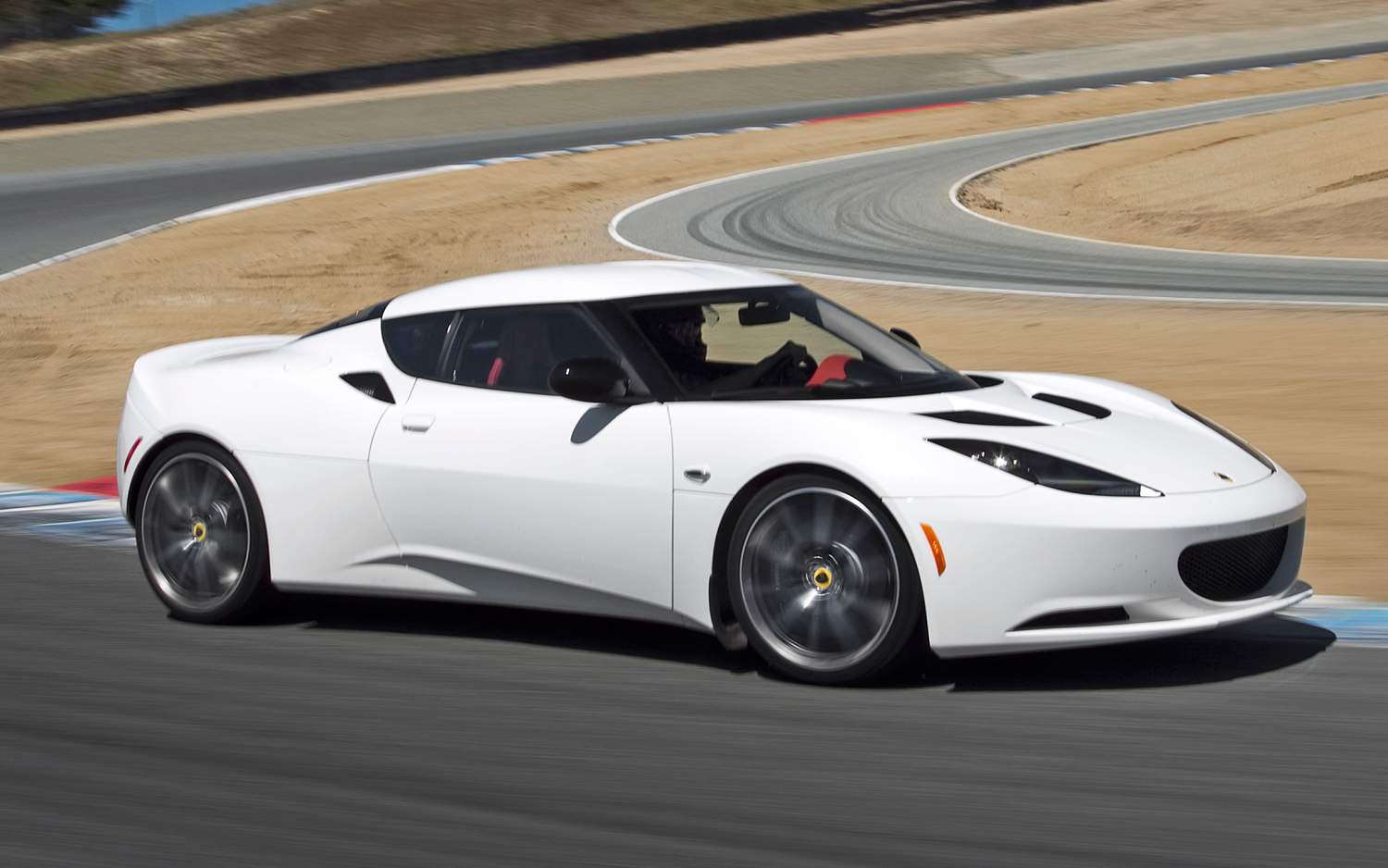 Lotus Evora 14 Cool Car Wallpaper