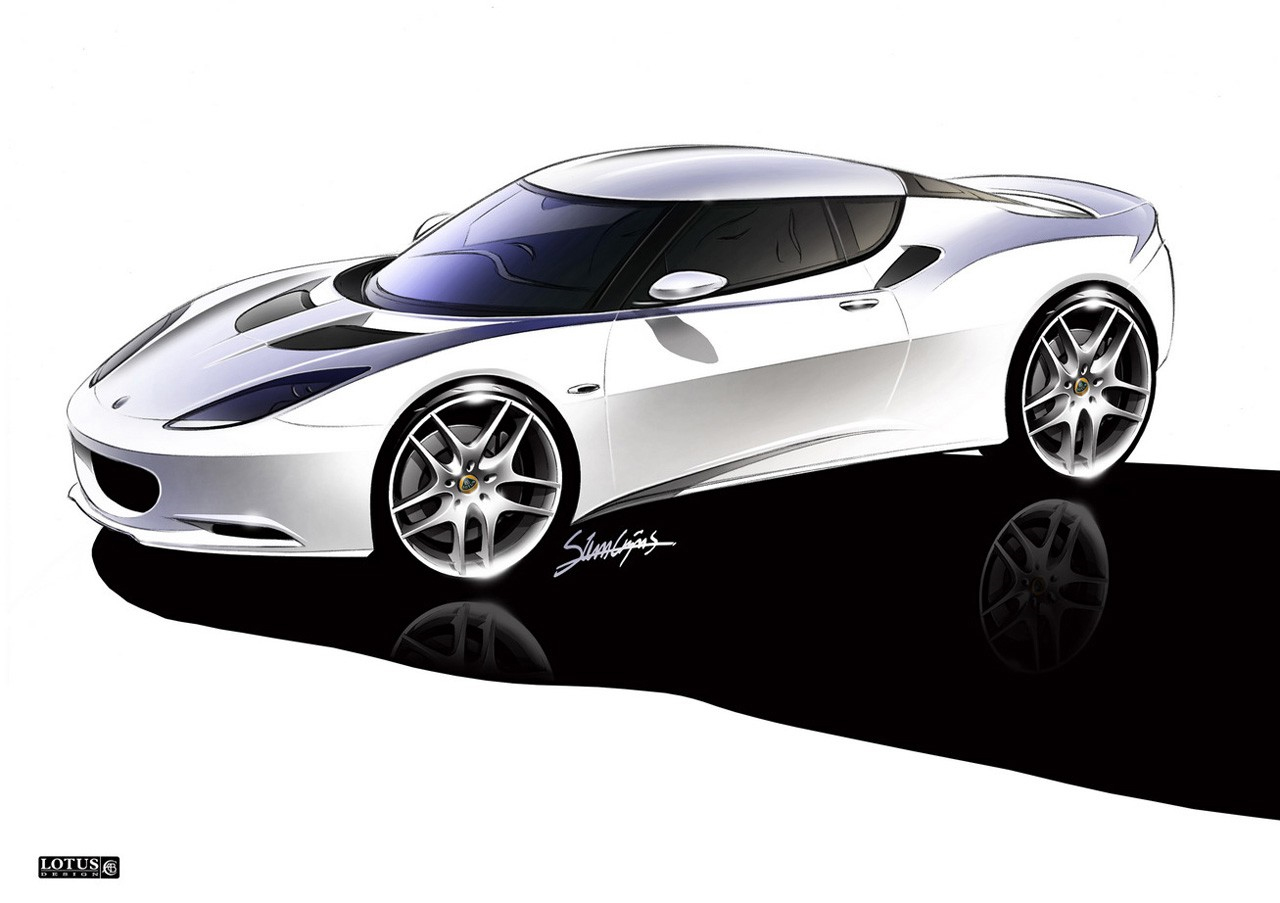 Lotus Evora 35 High Resolution Car Wallpaper
