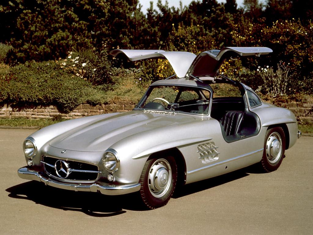 Mercedes-Benz 300Sl 12 Hd Wallpaper