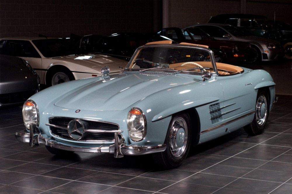 Mercedes-Benz 300Sl 13 Free Hd Wallpaper