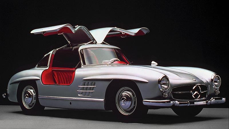 Mercedes-Benz 300Sl 15 Hd Wallpaper