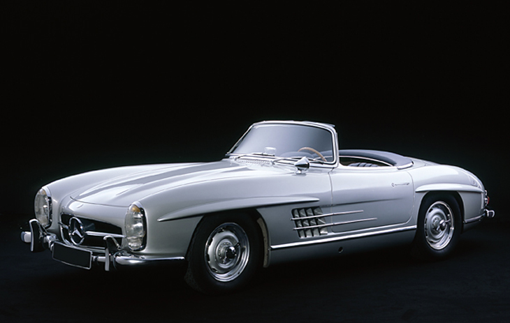 Mercedes-Benz 300Sl 6 Cool Wallpaper