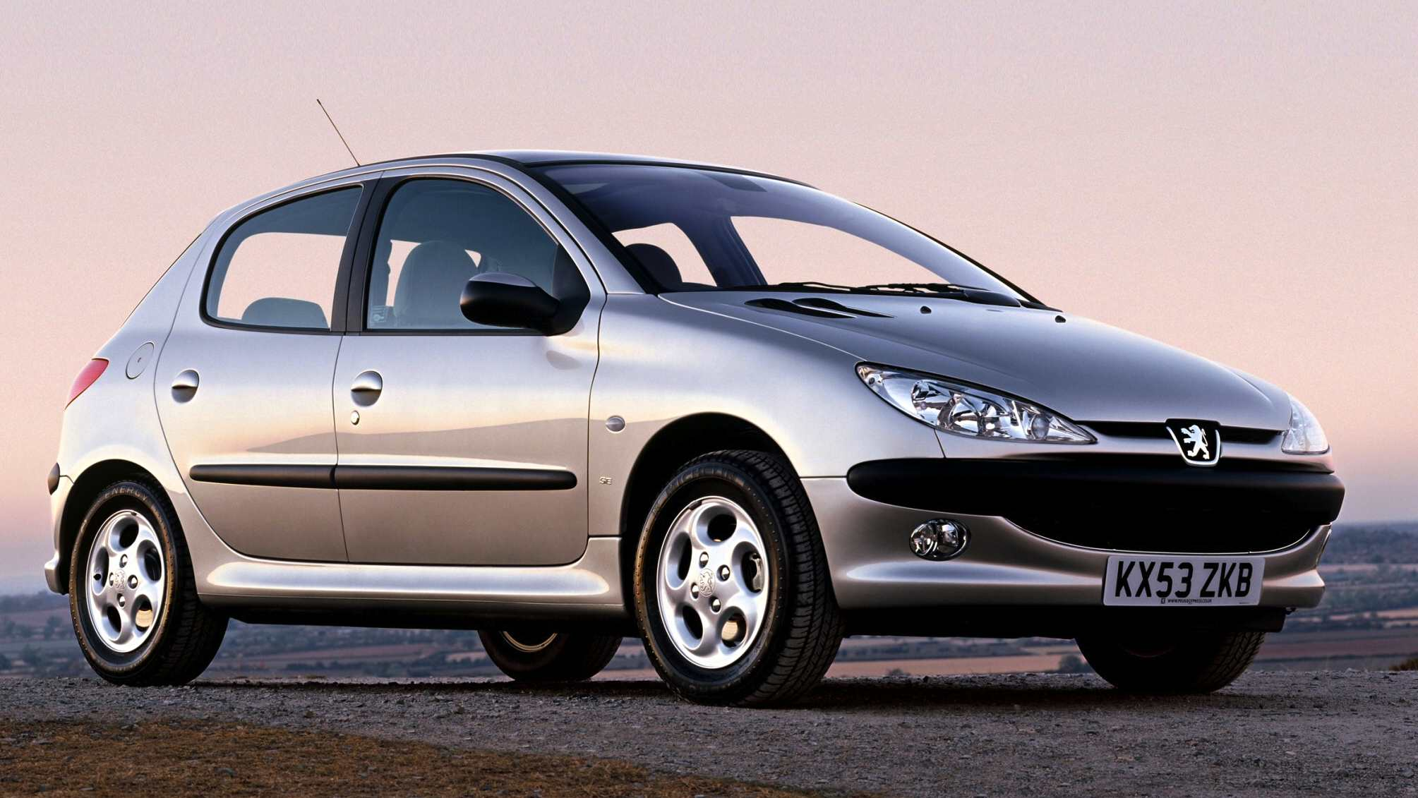 Peugeot 206 Model 31 High Resolution Car Wallpaper