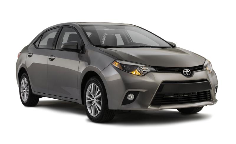Toyota Corolla 1 Free Wallpaper
