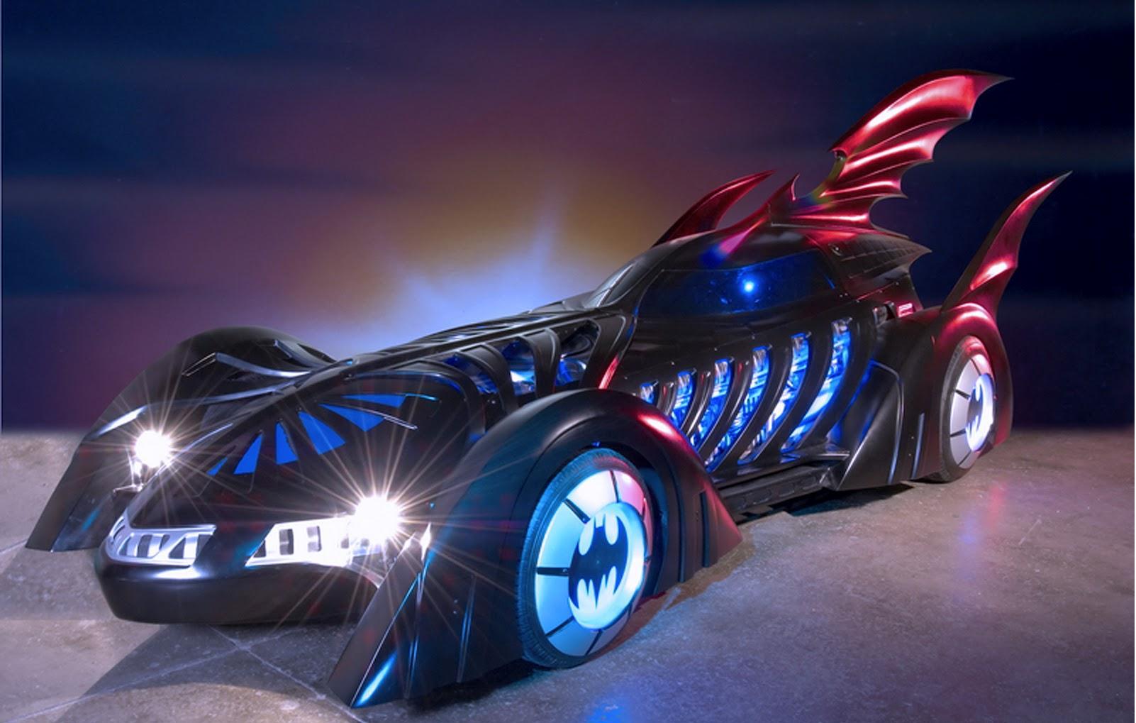 Batmobile 1 Cool Wallpaper