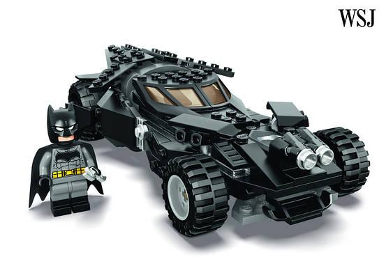 Batmobile 12 Wide Wallpaper