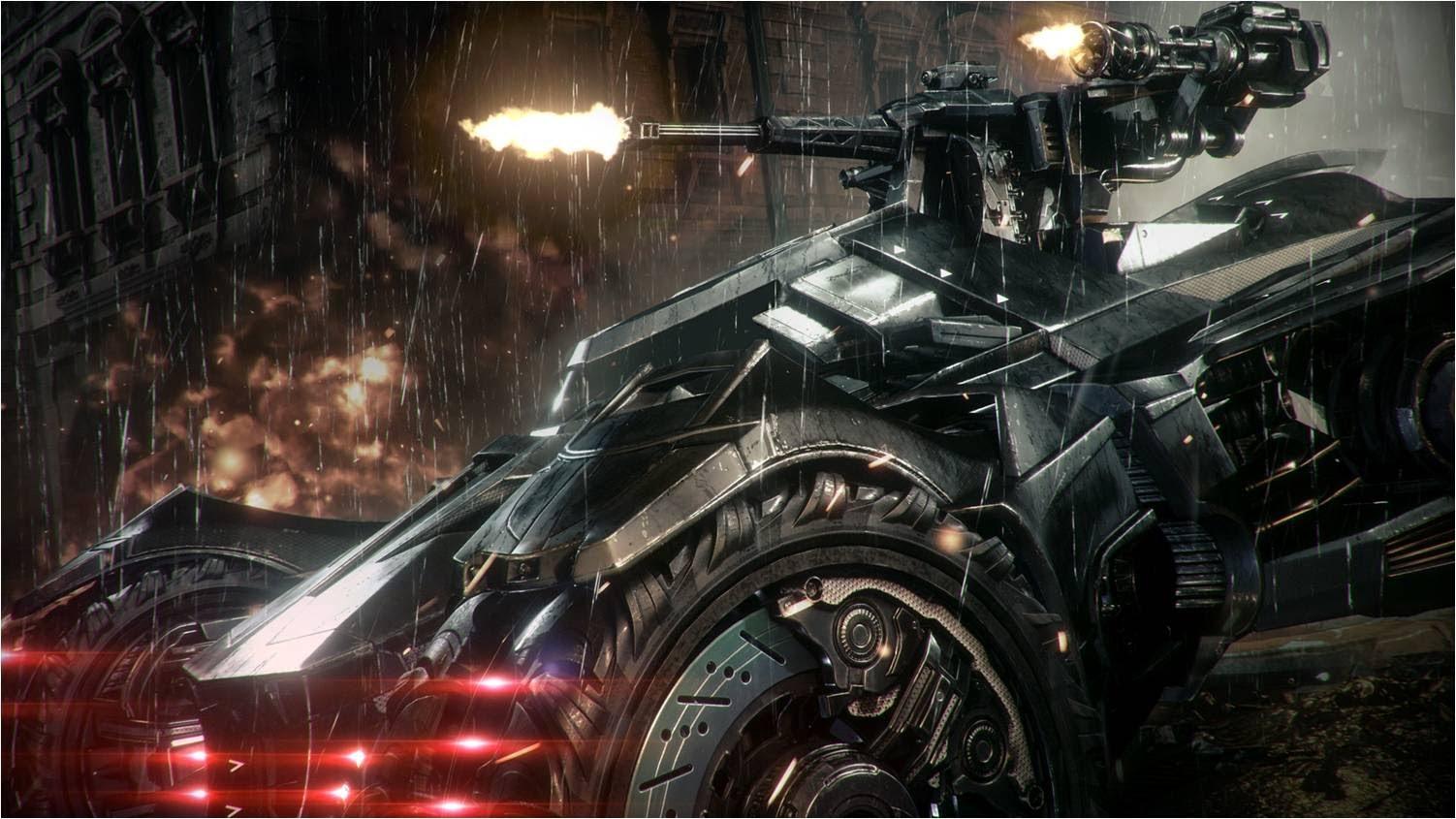 Batmobile 17 Background