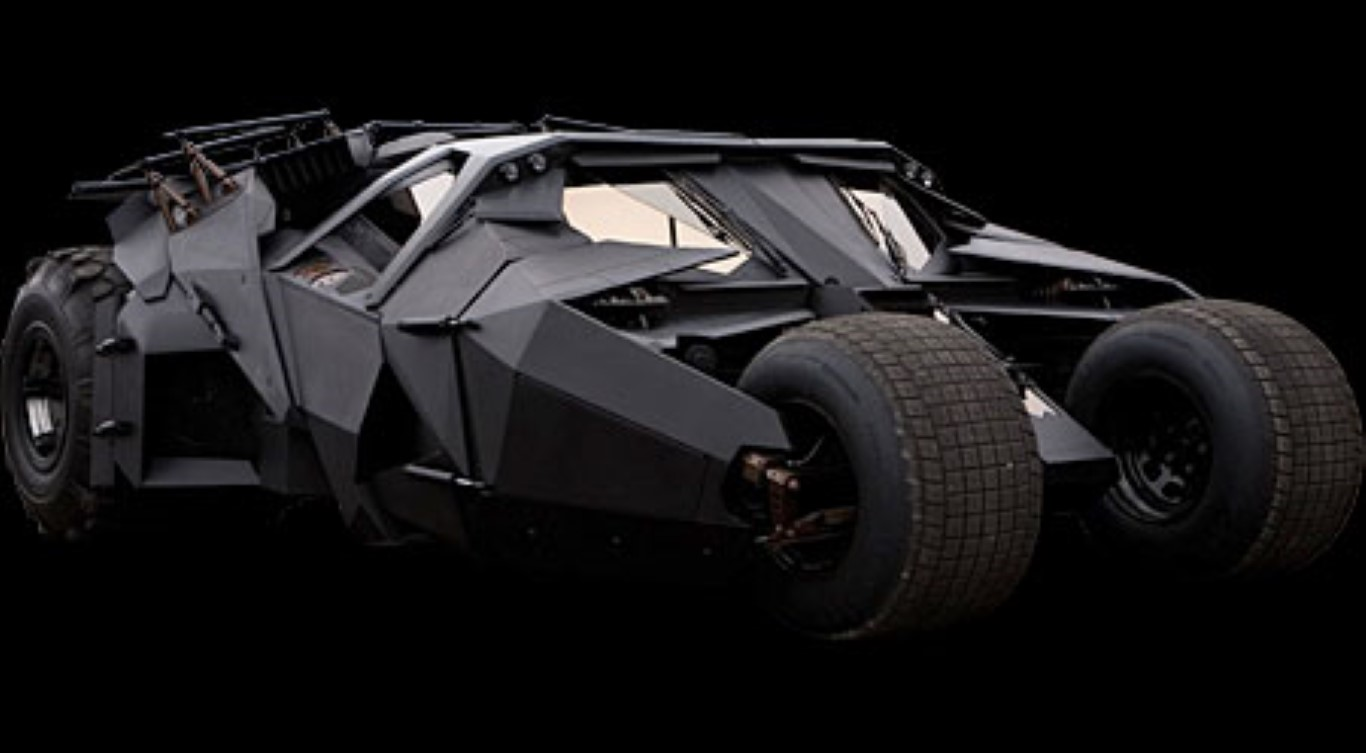 Batmobile 19 Free Wallpaper