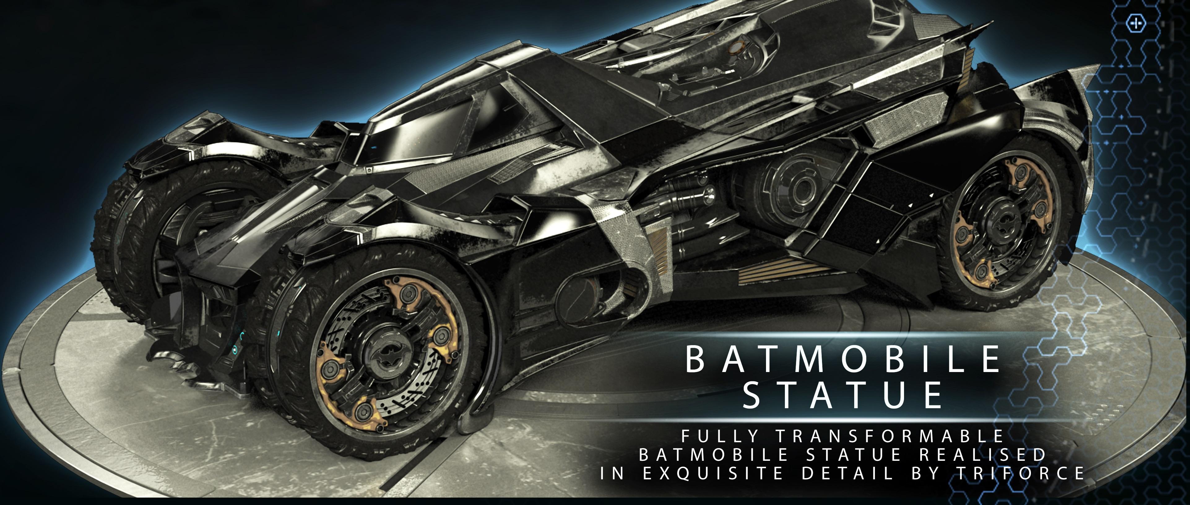 Batmobile 2 Cool Hd Wallpaper