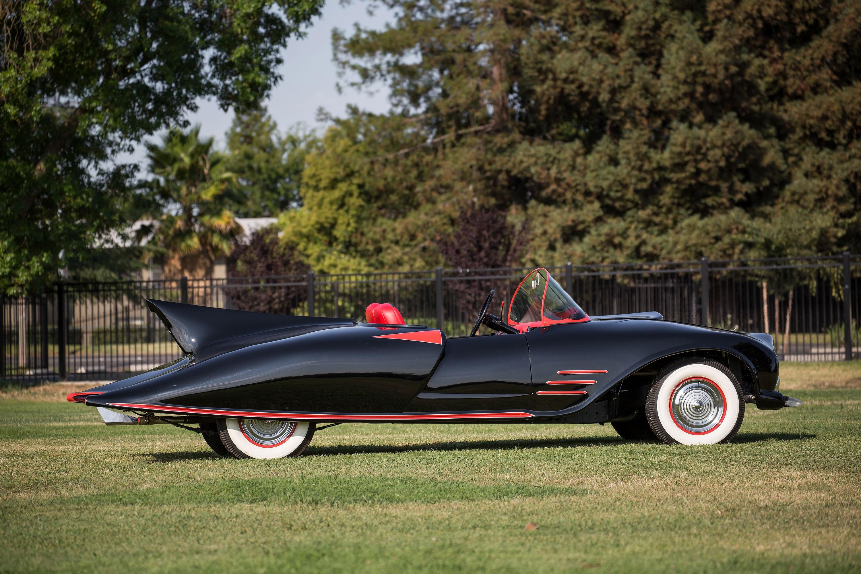 Batmobile 20 Car Desktop Background