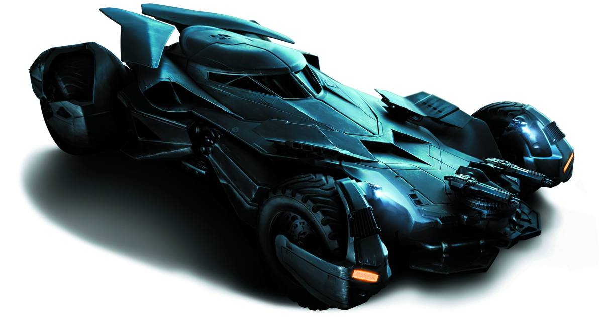 Batmobile 30 Desktop Background