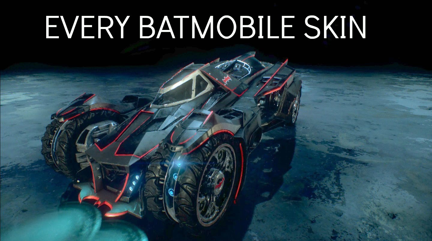 Batmobile 33 Free Hd Wallpaper