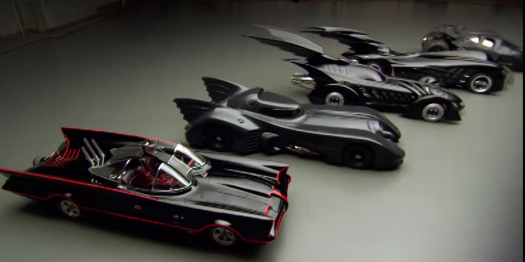 Batmobile 36 Cool Hd Wallpaper