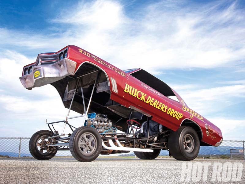 Funny Car 12 Wide Wallpaper